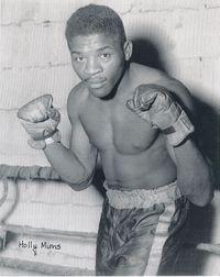 Holly Mims boxer