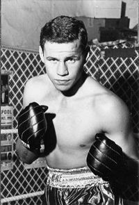 Terry Downes boxer