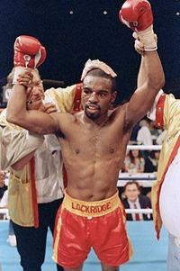 Rocky Lockridge boxer