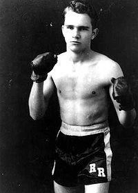 Rocky Randell boxer