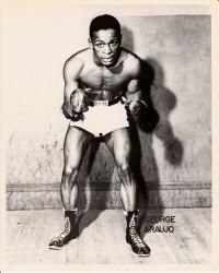 George Araujo boxer