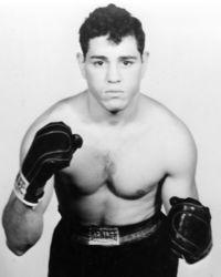 Bill Bossio boxer