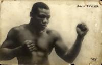 Jack Taylor boxer