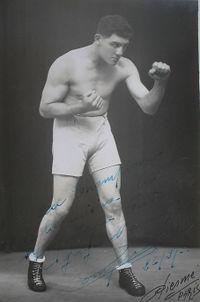 Rene Compere boxer