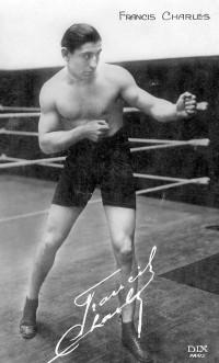 Francois Charles boxer