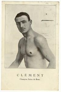 Louis Clement boxer