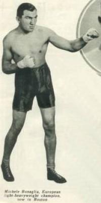 Michele Bonaglia boxer