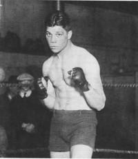 Joe Monte boxer
