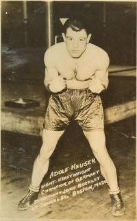 Adolf Heuser boxer
