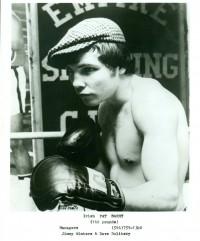 Pat Barry boxer