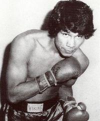 Yaqui Lopez boxer