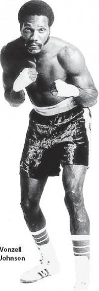 Vonzell Johnson boxer
