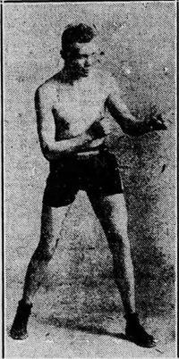 Mike Paulson boxer