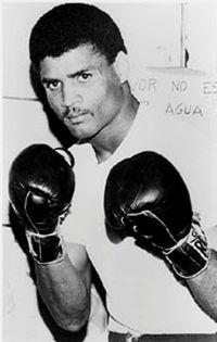 Pablo Baez boxer