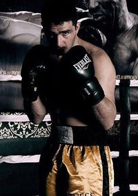 Ruben Eduardo Acosta boxer