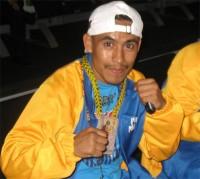 Julio Cesar Miranda boxer