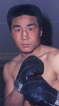 Hiroshi Kobayashi boxer