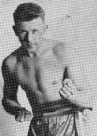 Sergeant Ray Smith boxer