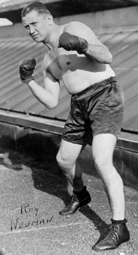 Ray Neuman boxer