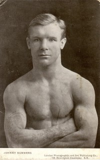 Johnny Summers boxer