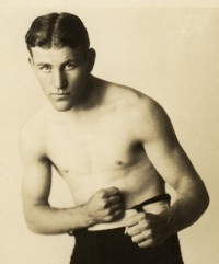 Dave Shade boxer