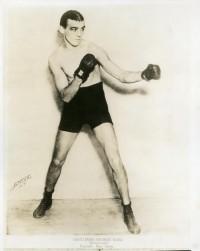 Georgie Ward boxer