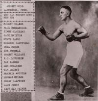 Johnny Gill boxer