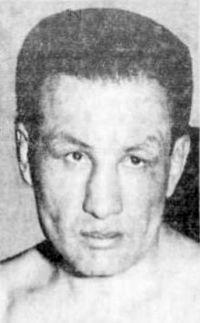 Charley Belanger boxer