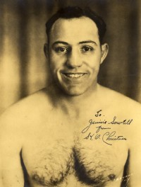 KO Christner boxer