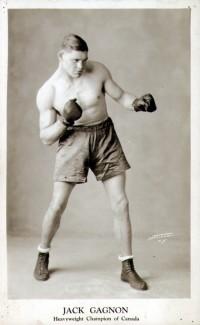 Jack Gagnon boxer