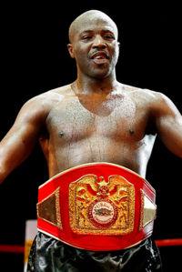 Lajuan Simon boxer