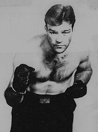 Bob Godwin boxer