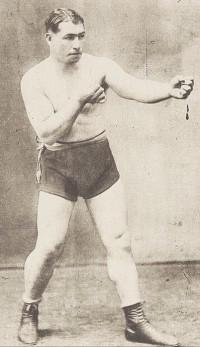 Heriberto Rojas boxer