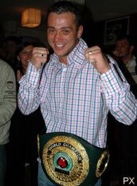 Attila Kovacs boxer