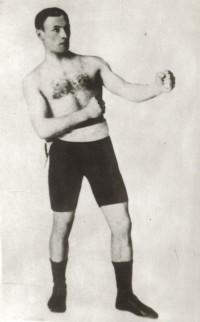 Tom Thomas boxer