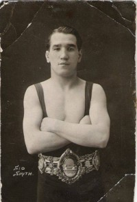 Sid Smith boxer
