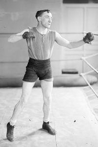 Sam Kellar boxer