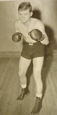 Freddie Archer boxer