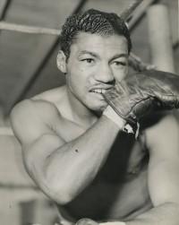 Cleo Shans boxer