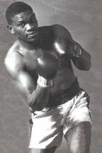 Marty Franklin boxer