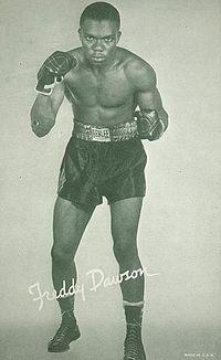 Freddie Dawson boxer