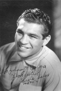 Charley Salas boxer