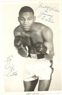 Jimmy Carter boxer