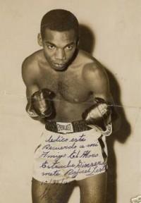 Rafael Lastre boxer