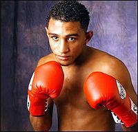 Joel Julio boxer