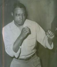Jimmy Clark boxer