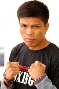 Lowie Bantigue boxer