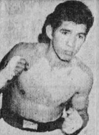 Cesar Deciga boxer