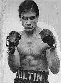 Jeff Lanas boxer