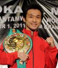 Toshiaki Nishioka boxer